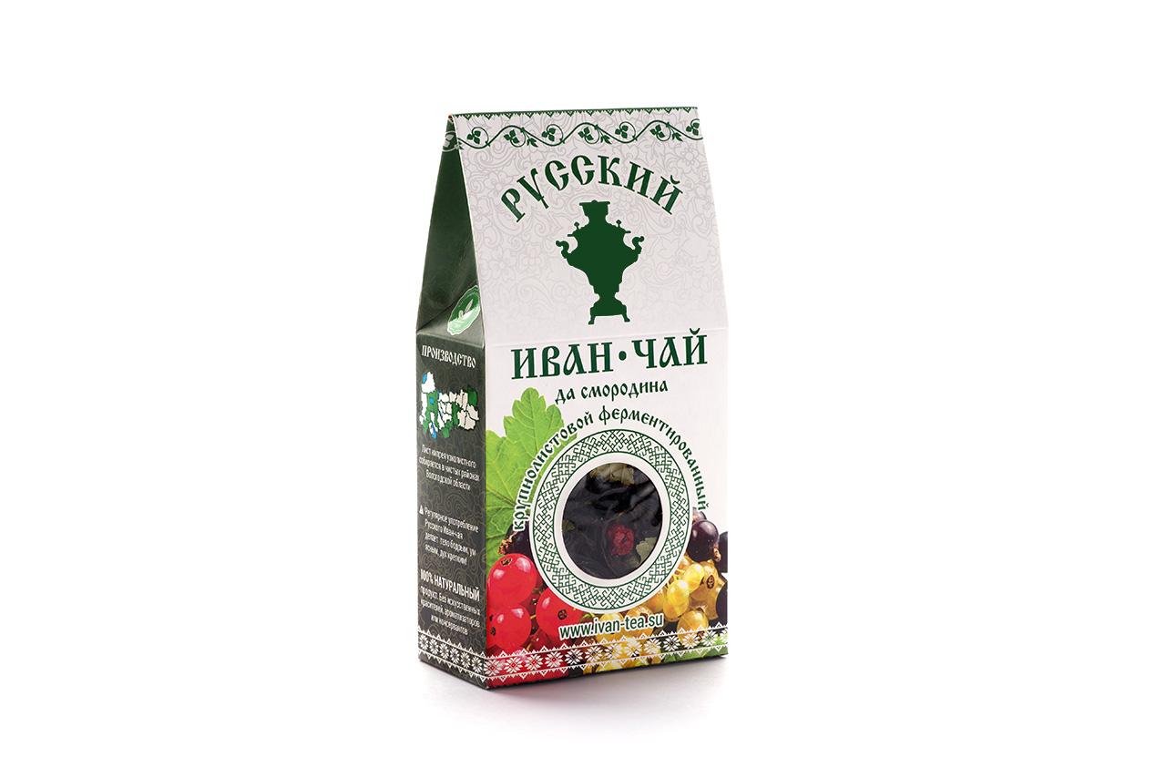 русский иван чай да смородина отзывы